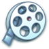 72x72px size png icon of Video