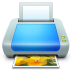 72x72px size png icon of Device Printer