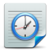 72x72px size png icon of Document scheduled tasks