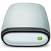 72x72px size png icon of Drive HD