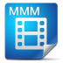 72x72px size png icon of Filetype mmm