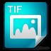 72x72px size png icon of Filetype tif
