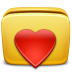 72x72px size png icon of Folder Favorites
