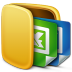 72x72px size png icon of Folder Office
