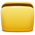72x72px size png icon of Folder Open