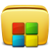 72x72px size png icon of Folder Programs