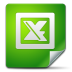 72x72px size png icon of Office Excel