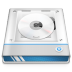 72x72px size png icon of Disc Drive