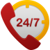 72x72px size png icon of 247
