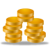 72x72px size png icon of earning statements