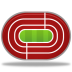72x72px size png icon of Sport track
