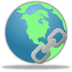 72x72px size png icon of Insert hyperlink
