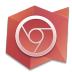 72x72px size png icon of Google Chrome