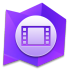72x72px size png icon of Videos
