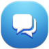 72x72px size png icon of conversations