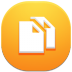 72x72px size png icon of copy