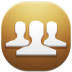 72x72px size png icon of groups