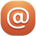72x72px size png icon of mail