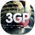72x72px size png icon of 3gp