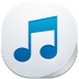 72x72px size png icon of audio file