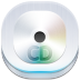 72x72px size png icon of cd drive