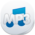 72x72px size png icon of mp 3