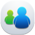72x72px size png icon of msn