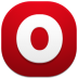 72x72px size png icon of opera