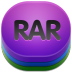 72x72px size png icon of rar 2