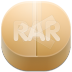 72x72px size png icon of rar