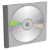 72x72px size png icon of CD Box