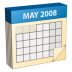 72x72px size png icon of Calendar