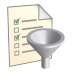 72x72px size png icon of Filter List