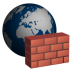 72x72px size png icon of Firewall