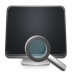 72x72px size png icon of Search Computer