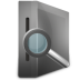 72x72px size png icon of Search Drive