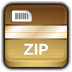 72x72px size png icon of Archive ZIP