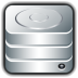 72x72px size png icon of Database