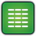 72x72px size png icon of File Spreadsheet