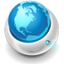 72x72px size png icon of Globe Network