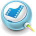 72x72px size png icon of Movies Online