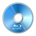 72x72px size png icon of bluray disc