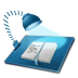 72x72px size png icon of desk