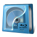 72x72px size png icon of drive bluray