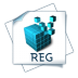 72x72px size png icon of filetype reg