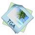 72x72px size png icon of filetype tga