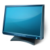 72x72px size png icon of monitor