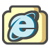 72x72px size png icon of Activex cache