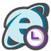 72x72px size png icon of Url history