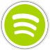 72x72px size png icon of spotify client